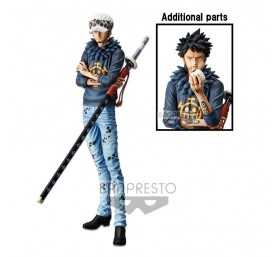 One Piece - Grandista The Grandline Men Trafalgar Law Banpresto figure