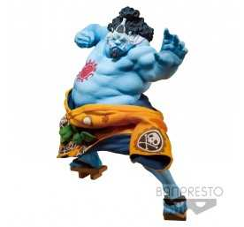 One Piece - BWFC Jinbe Normal Color figure 2