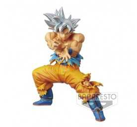 Figurine Banpresto Dragon Ball Super - The Super Warriors Special Ultra Instinct Son Goku