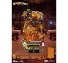 Figura Beast Kingdom Hearthstone: Heroes of Warcraft - D-Stage Ragnaros o Senhor do Fogo