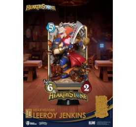 Hearthstone: Heroes of Warcraft - D-Stage Leeroy Jenkins Beast Kingdom figure