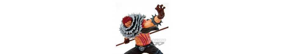 Figura One Piece - BWFC Charlotte Katakuri Normal Color 2