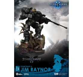 Starcraft 2 - D-Stage Jim Raynor Beast Kingdom figure