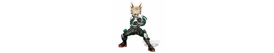Figurine My Hero Academia - Enter the Hero Katsuki Bakugou