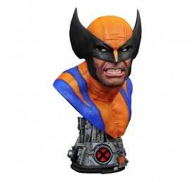 Buste Diamond Select Marvel Comic - Legends in 3D Wolverine