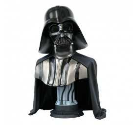 Bustue Gentle Giant Star Wars - Legends in 3D Dark Vador