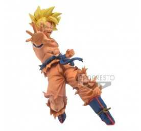 Figura Banpresto Dragon Ball Super - Drawn By Toyotaro!! Father-Son Kamehameha Son Goku