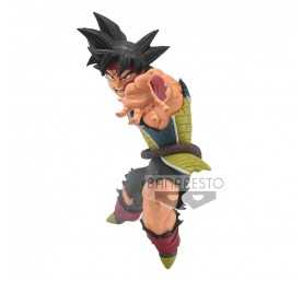 Figura Banpresto Dragon Ball Super - Drawn By Toyotaro!! Father-Son Kamehameha Bardock