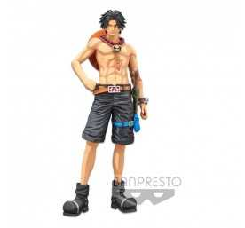 One Piece - Grandista Manga Dimensions Portgas D. Ace Banpresto figure