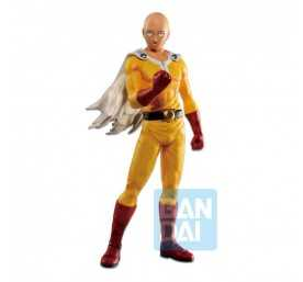 Figurine Banpresto One Punch Man - Ichibansho Normal Face Saitama