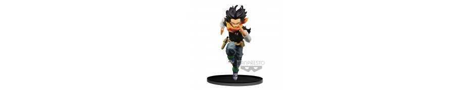 Dragon Ball Z - BWFC Android C-17 figure