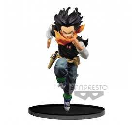 Figura Dragon Ball Z - BWFC Android C-17