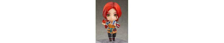 Figurine Good Smile Company The Witcher 3 Wild Hunt - Nendoroid Triss Merigold 2