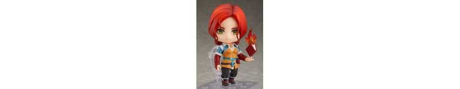 Figurine Good Smile Company The Witcher 3 Wild Hunt - Nendoroid Triss Merigold