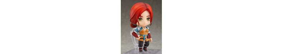 Figurine Good Smile Company The Witcher 3 Wild Hunt - Nendoroid Triss Merigold 4
