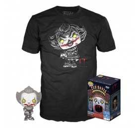 It - POP! & T-Shirt Pennywise Funko figure