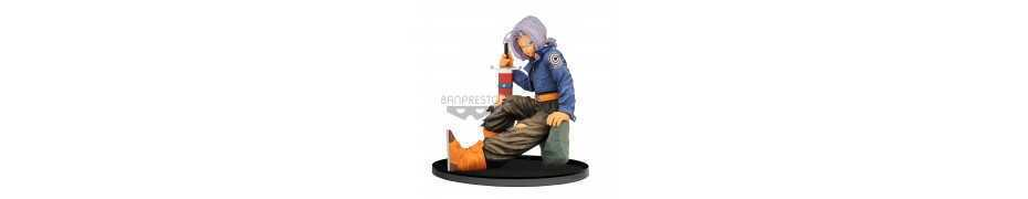 Figurine Dragon Ball Z - Trunks Normal Color