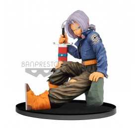 Figura Dragon Ball Z - BWFC Trunks Normal Color