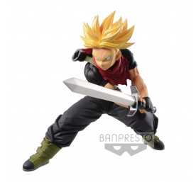 Figurine Super Dragon Ball Heroes - Super Saiyan Trunks Future