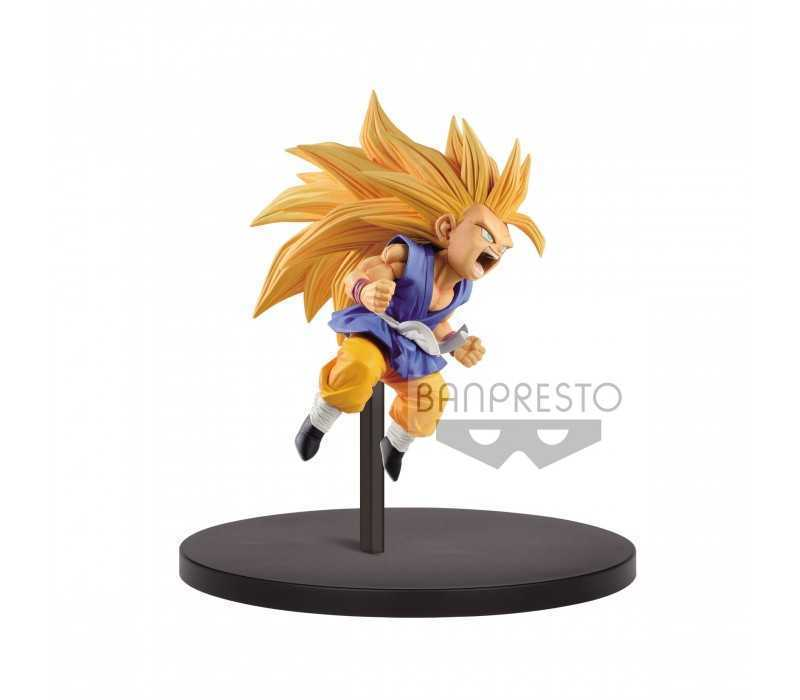 Figura Dragon Ball Super - Son Goku Fes Super Saiyan 3