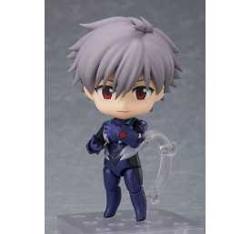 Rebuild of Evangelion - Nendoroid Nagisa Langley Plugsuit Ver. Good Smile Company figure