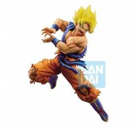 Figura Dragon Ball Super - Z-Battle Super Saiyan Son Goku